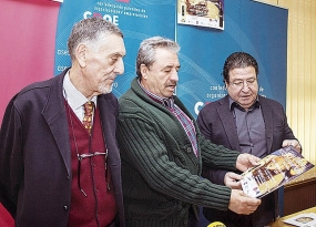 Rueda de prensa del Tercer Concurso de la Patata a la Importancia
