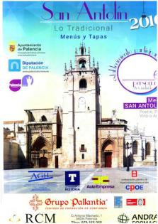 cartel san antolin 2016 definitivo